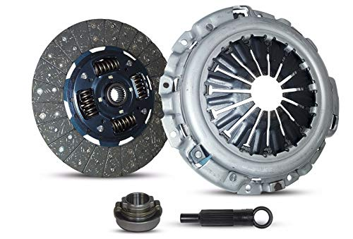 Clutch Kit Works With Mitsubishi L200 Base Crew Cab Pickup 4-Door Base Crew Cab Pickup 4-Door 2008-2015 2.5L L4 Diesel DOHC Turbocharged