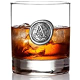 English Pewter Company 11oz Old Fashioned Whiskey...