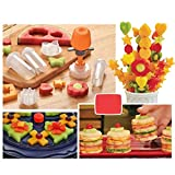 mold fruit - Dealglad® New Creative Plastic Cake Cookie Vegetable Fruit Shape Cutter Slicer Veggie Mold Set DIY Decorating Tools