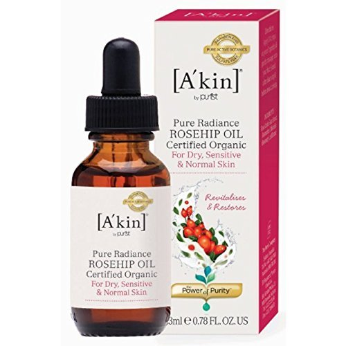(A'kin Pure Radiance Rosehip Oil 23ml - AKINAK2421 by A'kin)