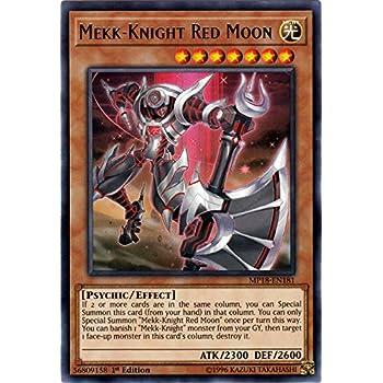 Mekk-Knight Yellow Star MP18-EN180 1st Edition Rare