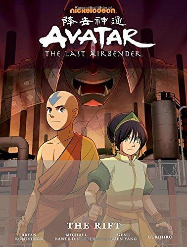 Avatar: The Last Airbender - The Rift [Gene Luen Yang - Michael Dante DiMartino - Bryan Konietzko] (Tapa Dura)
