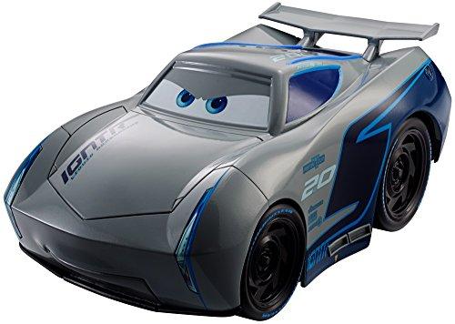 Funny Car Body - Disney Cars Funny Talkers Jackson Storm Vehicle