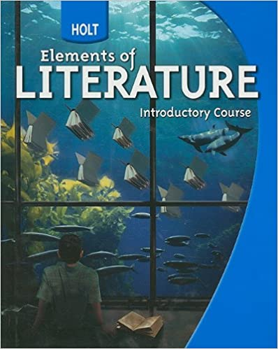 Holt Elements of Literature Introductory Course Student Book ...