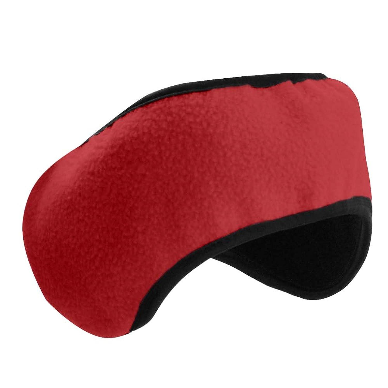 veroda Herren Fleece Stretch Ski Stirnband Ear Warmer Hat Wrap Band