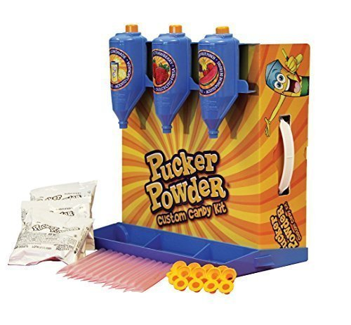 Pucker Powder Custom Candy Kit by PUCKER POWDER