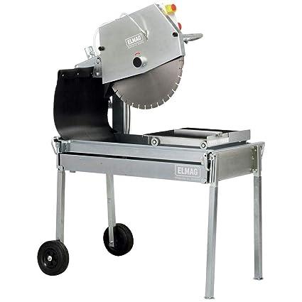 Ziegelschneidmaschine (inkl. Dia) ZSM 600/550, 400 Volt