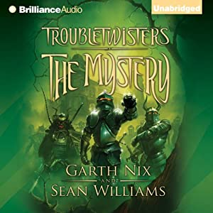 Troubletwisters, Book 3: The Mystery Audiobook