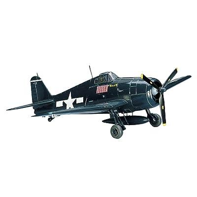 F6F-3-5 Hellcat 1-72 by Hasegawa: Toys & Games