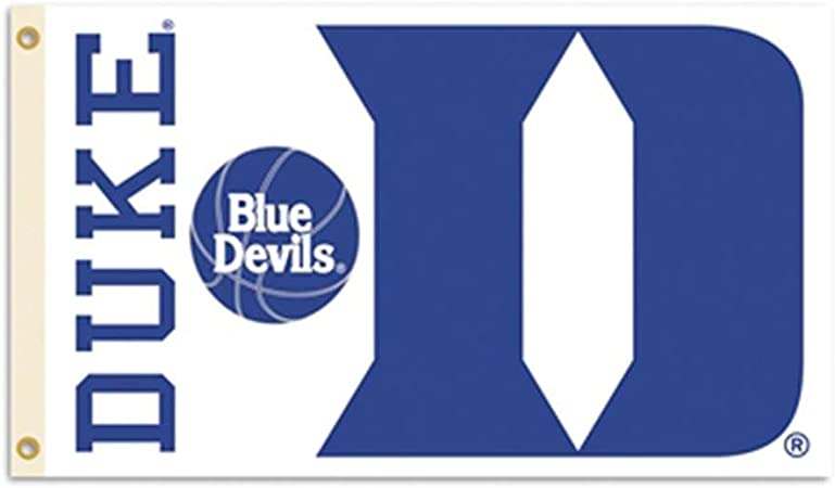 NCAA Duke Blue Devils 3 x 5-Foot Wrap Flag
