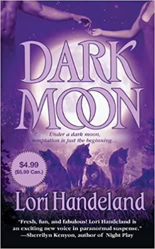 Dark Moon (The Nightcreature series Book 3)