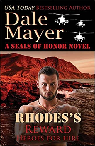 Rhodes's Reward: A SEALs of Honor World Novel (Heroes for Hire) (Volume 4)