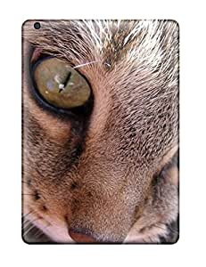 For Ipad Air Tpu Phone Cases Covers(cat Attack)