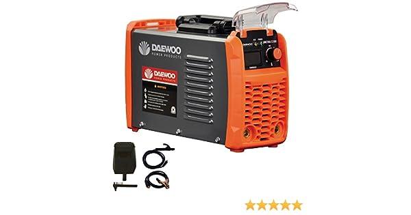 Daewoo Power Products DW200MMA Soldador: Amazon.es: Bricolaje y herramientas