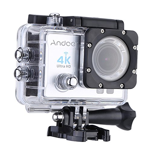 16MP-Action-Camera-2-in-Ultra-HD-LCD-4K-25FPS-1080P-60FPS-Wifi-Wireless-Connection-170Wide-Angle-Lens-with-Diving-30-meter-Waterproof-Cas
