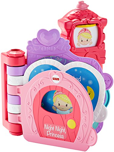 UPC 887961274370, Fisher Price Princess Sweet Dreams Storybook