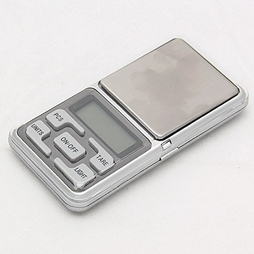 0.01g x 200g Electronic Digital Pocket Jewelry Scale Weight Balance - 2
