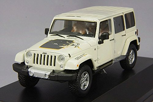 1/43 2011 Jeep Wrangler Unlimited - Mojave Edition(サハラタン) 86073