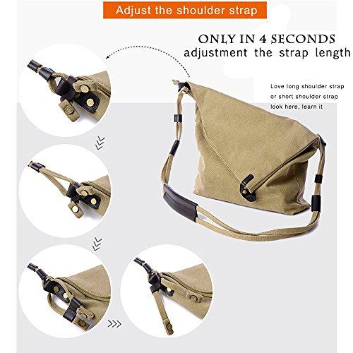 Hobo Handbag Oversized Men Top Bags Canvas Unisex Shoulder Pure Casual Shopper Purse Orange Bags Women Tote xwxSRqIfU