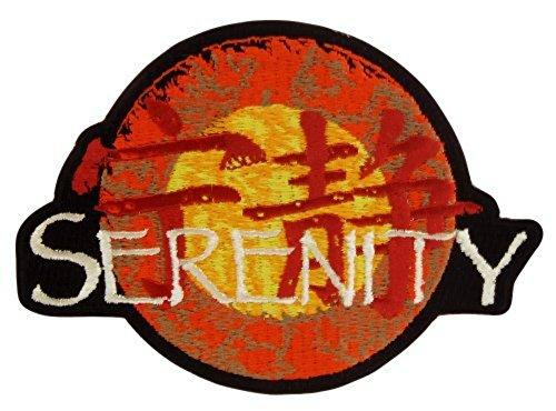 Iron On Patch Instructions - Firefly Serenity Logo Patch