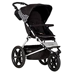 Mountain Buggy TerrainThe ultimate premium jogger that delivers optimal performance to active parents who really want to get active on and off road. The powerhouse of the Mountain Buggy range, terrain redefines functionality as the ultimate a...