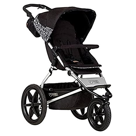 Mountain Buggy TER V3-49 Solus cochecito todoterreno gris: Amazon.es: Bebé