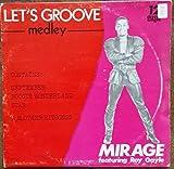 Let's groove (medley, #pash1220) / Vinyl Maxi Single [Vinyl 12'']