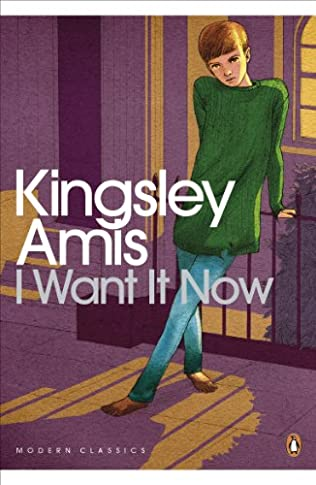 book cover of I Want It Now