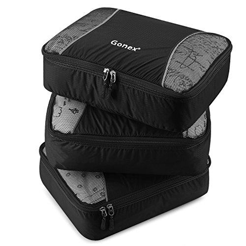 Packing Cubes Luggage Travel Organizers