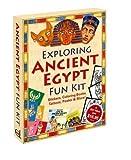 Exploring Ancient Egypt Fun Kit (Dover Fun Kits)