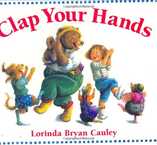 Clap Your Hands (Kids Rhymes Activities For Nursery)