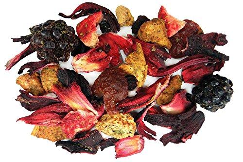 Very Berry Hibiscus - Loose Leaf Herbal Tea - Fusion Teas - 6oz (Very Healthy)