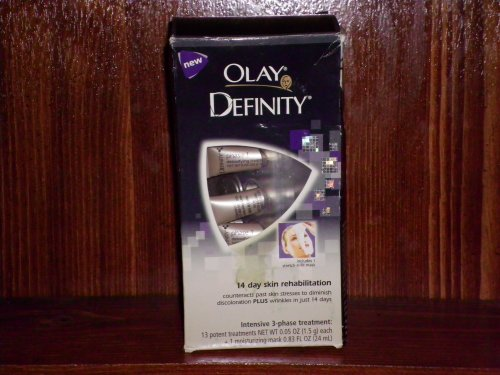 14 Day Treatment - Olay Definity 14 Day Skin Rehabilitation