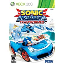 Sonic and Allstars Racing Transformed - Xbox 360
