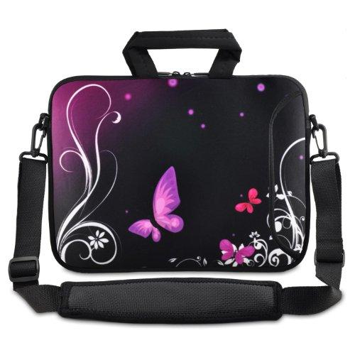 Purple Butterfly 16-Inch 17-Inch 17.3-Inch 17.6-Inch Laptop