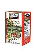 Explore Cuisine Fettuccini, Organic Edamame & Mung Bean, 8 Oz (Pack Of 2)