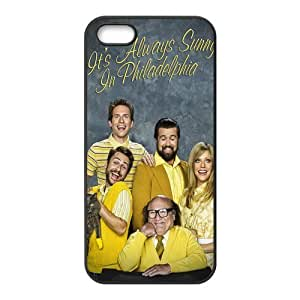 Mystic Zone Funny It's Always Sunny in Philadelphia Cover Case for iPhone 5/5S WSQ1542