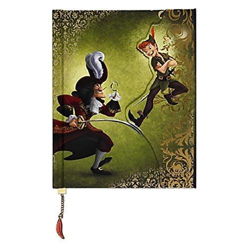 Disney Peter Pan Captain Hook Fairytale Journal Fairytale Designer Collection by Disney