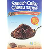 European Gourmet Bakery Sauce 'N Cake-Chocolate, 225g (Pack of 6)