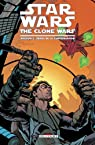 Star Wars The Clone Wars, Tome 3 : héros de la confédération par Gilroy