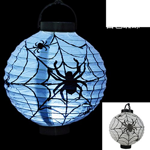 Halloween decoration paper Lantern/ glowing pumpkin/ mobile (Hanging Paper Mobile)