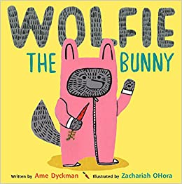 Image result for wolfie the bunny