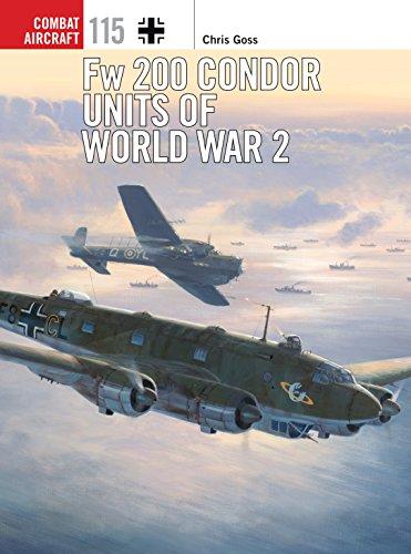 Fw 200 Condor Units of World War 2 (Combat (200 Units)