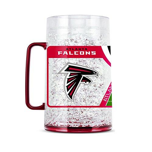 NFL Atlanta Falcons 38oz Crystal Freezer Monster Mug