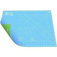 Cutting Mats-SkyBlue/Limegreen