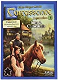 Z-Man Games Carcassonne Expansion 1: Inns and Cathedrals
