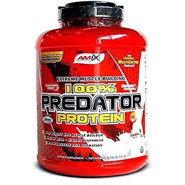 Predator Protein - 1 kg Chocolate: Amazon.es: Alimentación y ...