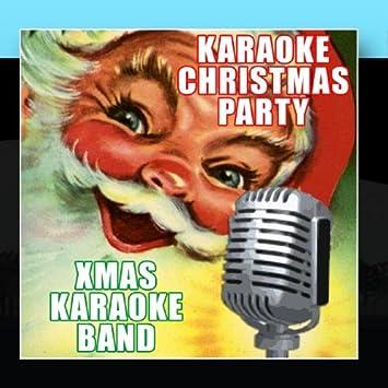 Karaoke Christmas Party.Xmas Karaoke Band Karaoke Christmas Party Amazon Com Music
