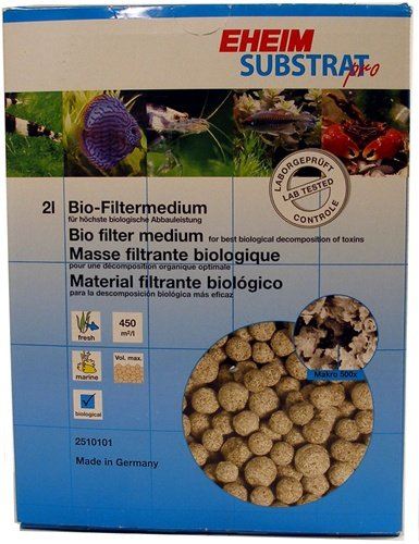 Eheim Substrat Pro Bio Filter - Sintered Glass