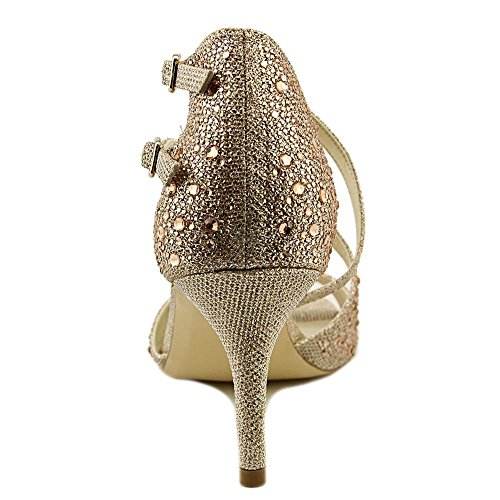 Alfani A35 Cremena Alfani Dress Cremena Sparkle Strappy Strappy Sparkle A35 Dress Nude Sandals Sandals HTUUt